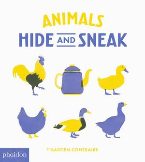 Animals Hide and Sneak