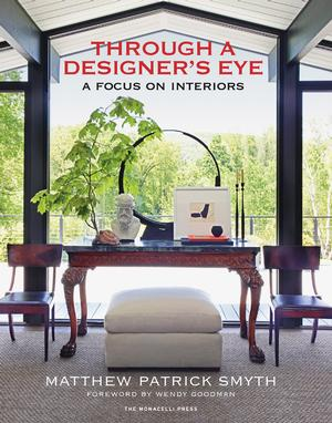 Through a Designer's Eye: A Focus on Interiors (Pre-order)