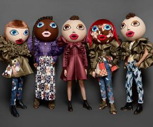 Viktor&Rolf get dolled up for new show