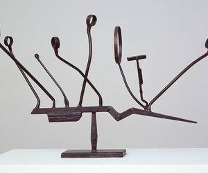 David Smith - the sculptor who drew with metal