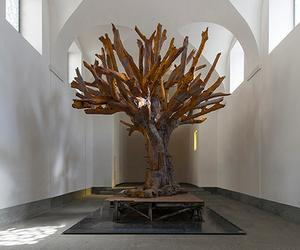Ai Weiwei father and son show in Britain