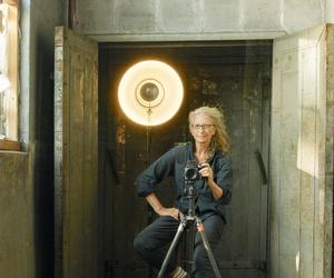 Annie Leibovitz on Hockney, Lennon and Instagram
