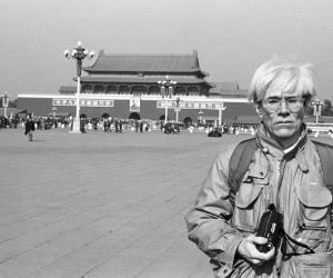 Andy Warhol in China