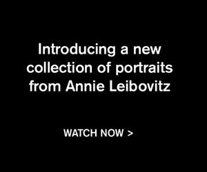 Marina Abramović and James Franco on the front and back of Annie Leibovitz: Portraits 2005–2016