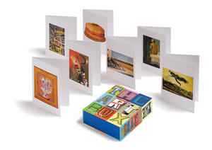 Art box postcards
