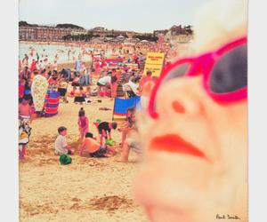 Paul Smith takes Martin Parr to the beach
