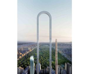 Could this bendy skyscraper take shape in New York?