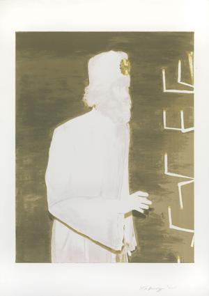 Luc Tuymans: The Worshipper, 2004