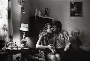 Danny Lyon: Inside Kathy's Apartment