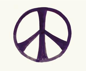 It's the Peace symbol's Birthday