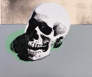 For Halloween, the story behind Warhol's 'classic still life'