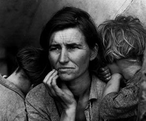 Photos That Changed The World - Migrant Mother