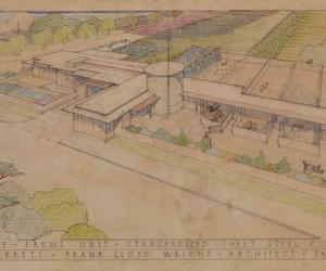 Frank Lloyd Wright's smart plan to fix the great depression