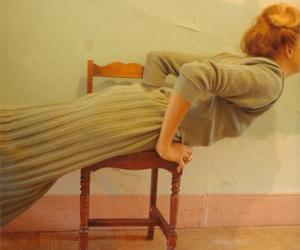 Rare colour works by Francesca Woodman revealed in new show