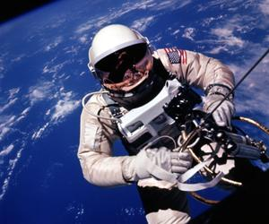 The astronaut who didn't want his spacewalk to end
