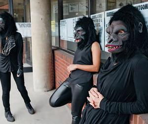 The Guerrilla Girls recall their 1989 'weenie count'