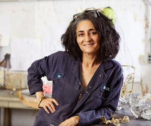 INTERVIEW: Ghada Amer - 'Being a woman artist makes me sell for less money and closes doors for solo museum shows'