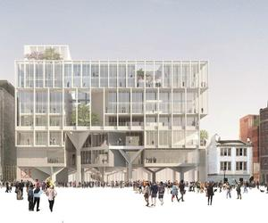 Grafton Architects win award for latest London building