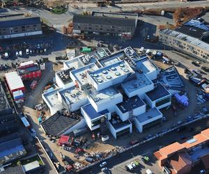 How is BIG's Lego house coming along?
