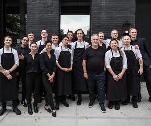 Ferran Adrià and Fredrik Berselius host dinner in New York