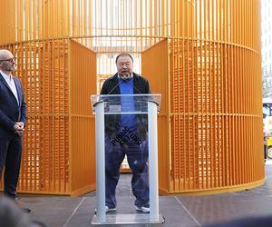 Ai Weiwei returns to New York