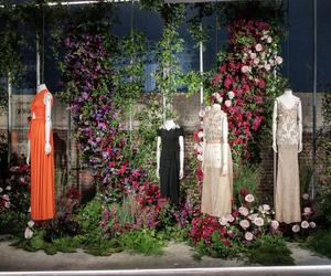 Betak brings blooms, Bieber and a library to NY Fashion Week