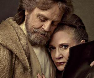 Annie Leibovitz shoots Star Wars for Vanity Fair