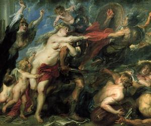 When Rubens painted war for peace