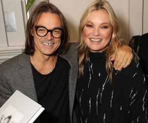 Look who turned up at our Kate Moss book launch!