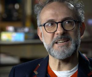 Massimo Bottura is the Pavarotti of Pasta, says 60 Minutes