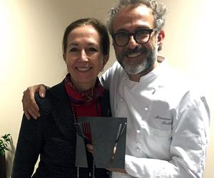 Massimo Bottura wins Chef of the Year