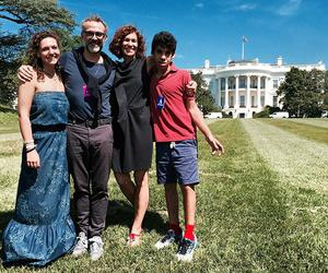 What is Massimo Bottura doing at the White House?