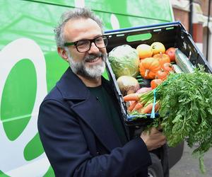 The Pope guided Massimo Bottura to feed the poor