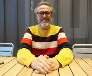 Massimo Bottura gives the NY Times his recipe for beauty