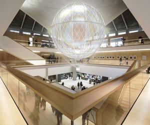 A mind-controlled airship is coming to the Design Museum