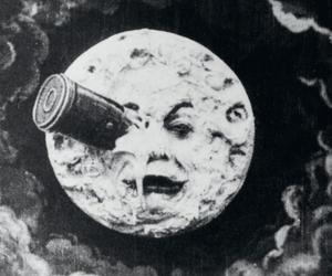 How Georges Méliès saw the night sky