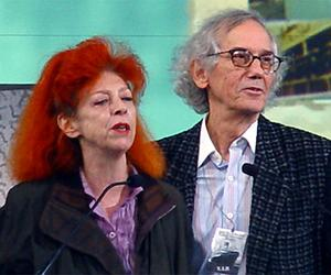 The Lives of Artists – Christo and Jeanne-Claude