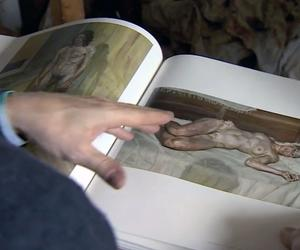 David Dawson guides the BBC through our Lucian Freud book