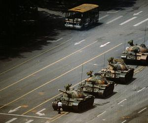 How Stuart Franklin took his Tank Man photograph