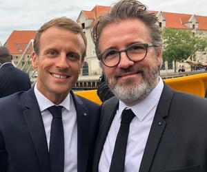 Why Olafur Eliasson just met with Emmanuel Macron