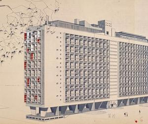Le Corbusier's Grand Designs: The Unité d'Habitation