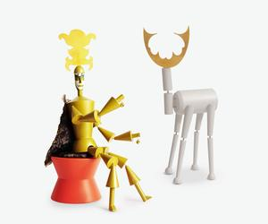 Cool Designs for Cultured Kids – Dada Marionettes