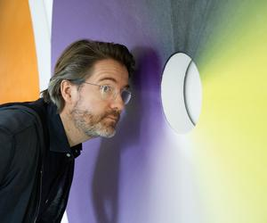 The hidden story in Olafur Eliasson's new book