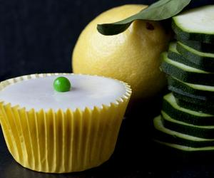 A sweet idea: Petit Pois Cakes made from vegetables