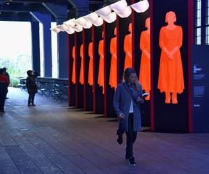 Pentagram put The Handmaid's Tale on The High Line