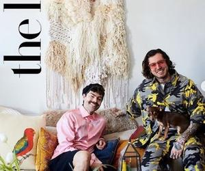 The Putnams share their interior design tips with InStyle