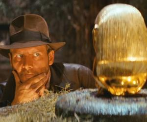 Why Indiana Jones's artefacts are based on forgeries