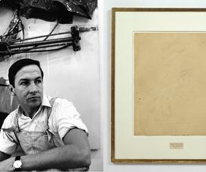 How Robert Rauschenberg erased a Willem de Kooning and created a landmark of postmodernism