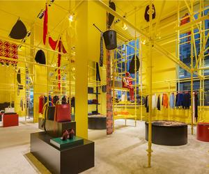 Sterling Ruby reworks the Calvin Klein flagship store