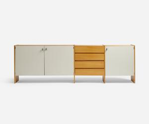 From Book to Bid – Dieter Rams's RZ 57 cabinet